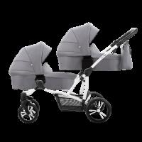 Wózek bliźniaczy Bebetto 42 SIMPLE